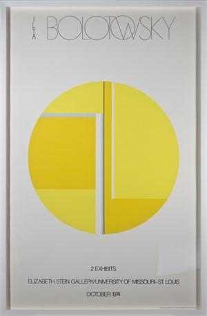 Elizabeth Stein Gallery A/P, 1974