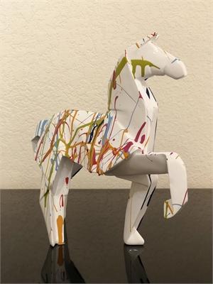 """Running Horse"", 2019"