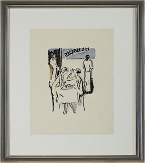 The Lunch -La Garconne Series- Le Dejeuner, 2011