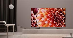 """Sony 75"""" TV, 2019"""