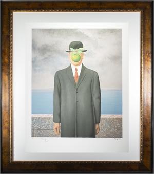 Le Fils de l'homme (The Son of Man) (189/300), 2004