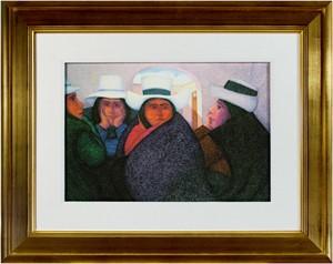 Cuatro Amigas (Four Friends) (AP I/XXV), 2005