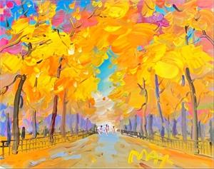 Four Seasons II: Autumn (Central Park)