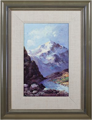 Cordillera, Blanca-Ancash (White Mountains), 1992