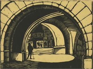 City Hall Arch, Milwaukee, 1936