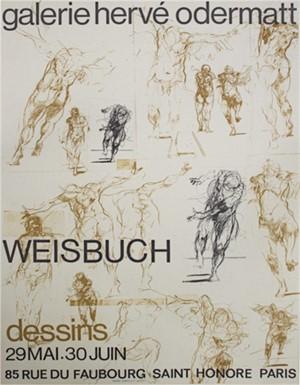 Weisbuch dessins, (galerie herve odermatt)