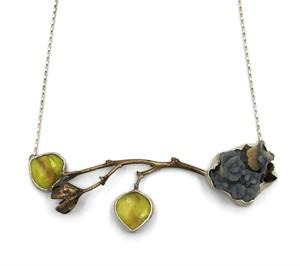 Opal Lythra Necklace