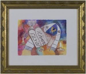Ten Commandments, 2008