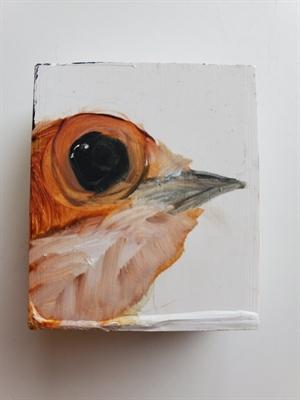 Baby bird block, 2020