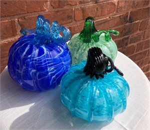 Glass Pumpkins (1/3), 2019