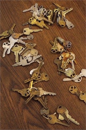 Keys - Fountain Hall