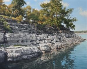 Lake Travis Promotory