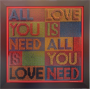 All You Need Is Love / Love Is All You Need