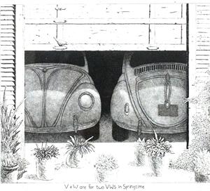 The Garage Bestiary V, W (18/60)