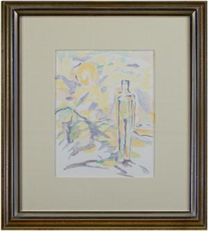 Pour Daniel-Henry Kahnweiler Figure in Landscape (71/200), 1964