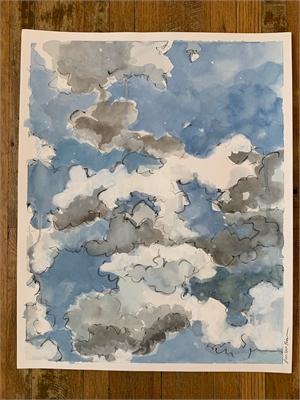 Clouds I, 2020