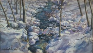 Snowy Brook, 2018