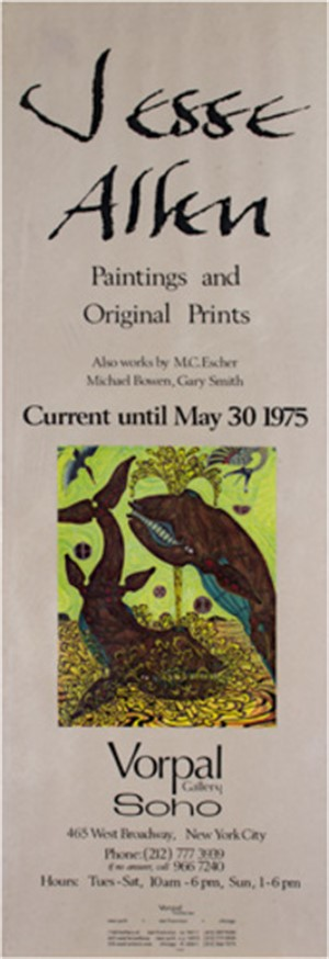 Two Whales, 1975