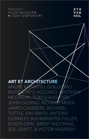 Art et Architecture, 2013