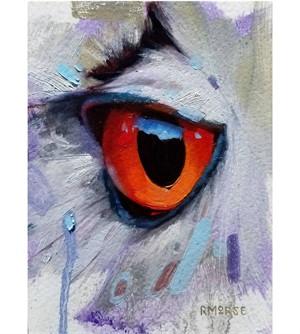 Scarlet Eye