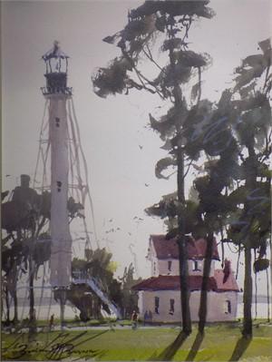 Cape San Blas Lighthouse, 2018