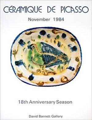 Ceramic Poster, 1984