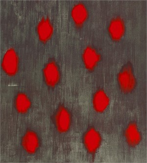 Throbbing Hearts (Small) (115/250), 2005