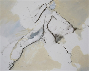 Untitled Figure, 2013