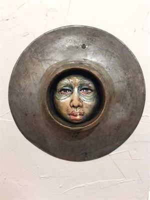 Soul Porthole 3 Wall Sculpture