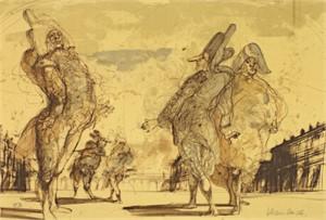 Commedia dell'arte, 1974