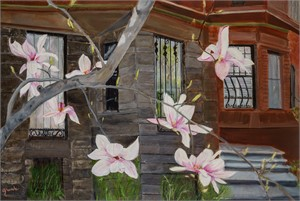 THE FLYING MAGNOLIAS