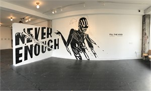 FILL THE VOID MURAL