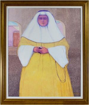 La Monja, Hermana Orcotura, Peru, 2001