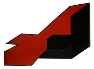 Shaped Canvas, 1967