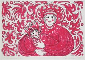 Rococo Madonna
