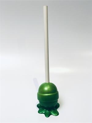 Sweet Life, Green Lollipop (Small), 2019