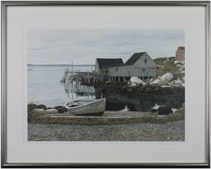 Peggy's Cove, 1986