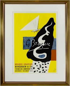 Braque Graveur, 1953