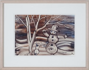 Snowman #824, c.1950