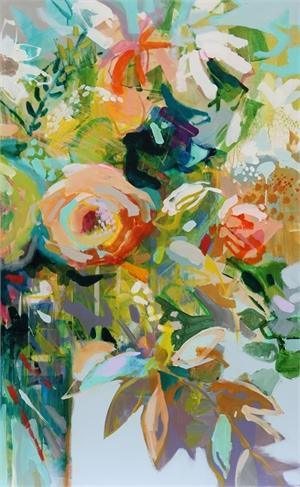Secret Garden 12 by Erin Gregory