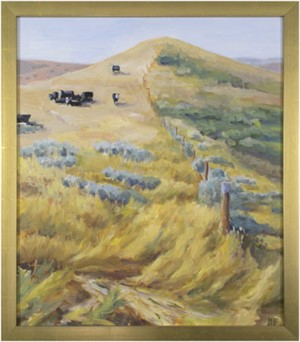 Sheridan Herd, 2001
