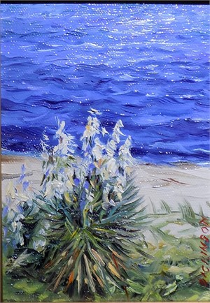 Beach Blooms, 2018