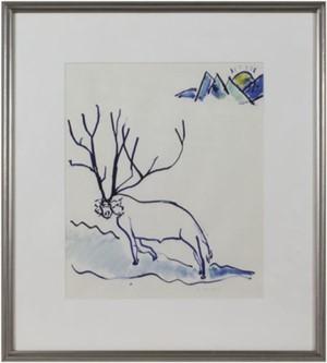 Reindeer, 1996