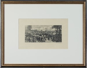 Hyde Park, 1868