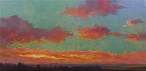 Pink Rising by Linda Richichi