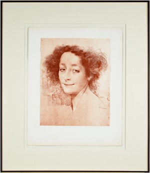 Belle D'Antan (L'Estampe Moderne Volume I), 1897