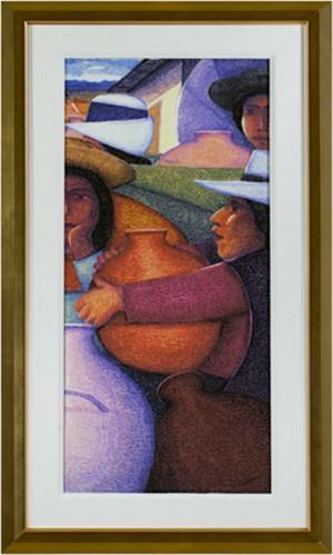 Porongos (detail), 2005