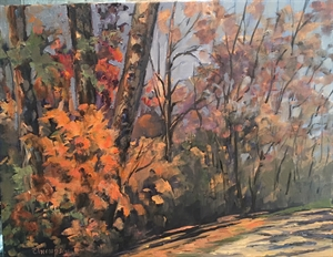 Autumn's Copper by Cathie Thompson