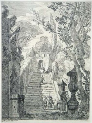 Entrance to the Castle, c. 1700