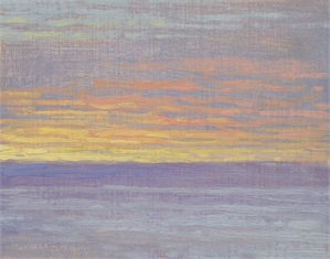 February 4th Sunrise by David Grossmann